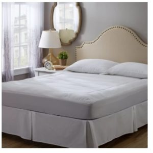 Cotton Pillow Top Mattress Pad