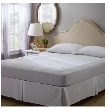 Cotton Pillow Top Mattress Pad