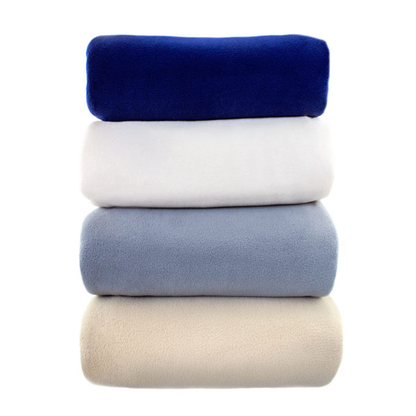 Luxurious Fleece Hotel Blanket