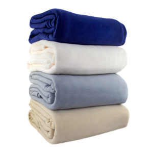 Luxurious Fleece Hotel Blanket