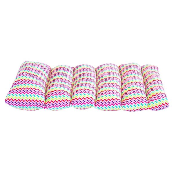 Cozy Plush Sectioned Kids Mat
