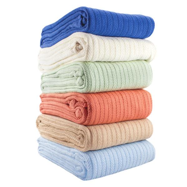 All Season Cotton Blankets
