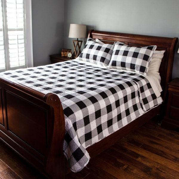 Buffalo Plaid Checker Quilt