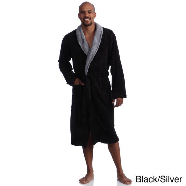 Pipeline Men's Microplush Bath Robe