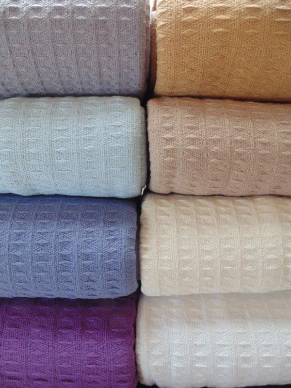 Santa Barbara Heavy Weight Cotton Blanket
